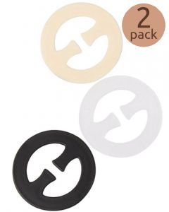Caresse BH clips rond 2-pack