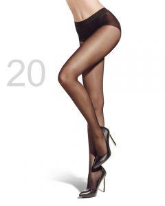 Caresse naadloze panty sheer 20