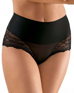 Caresse shaping hipster lace