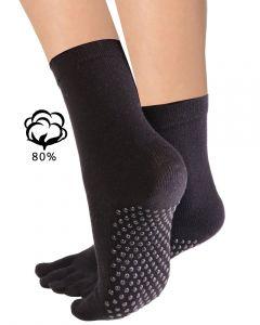 Topsocks Yoga sokken met tenen