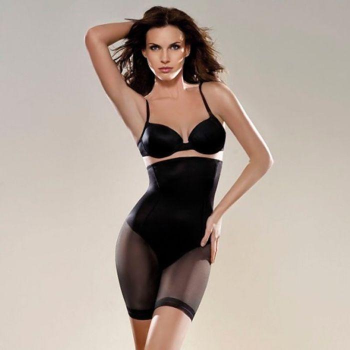 Janira High waist shorts Silueta Secrets
