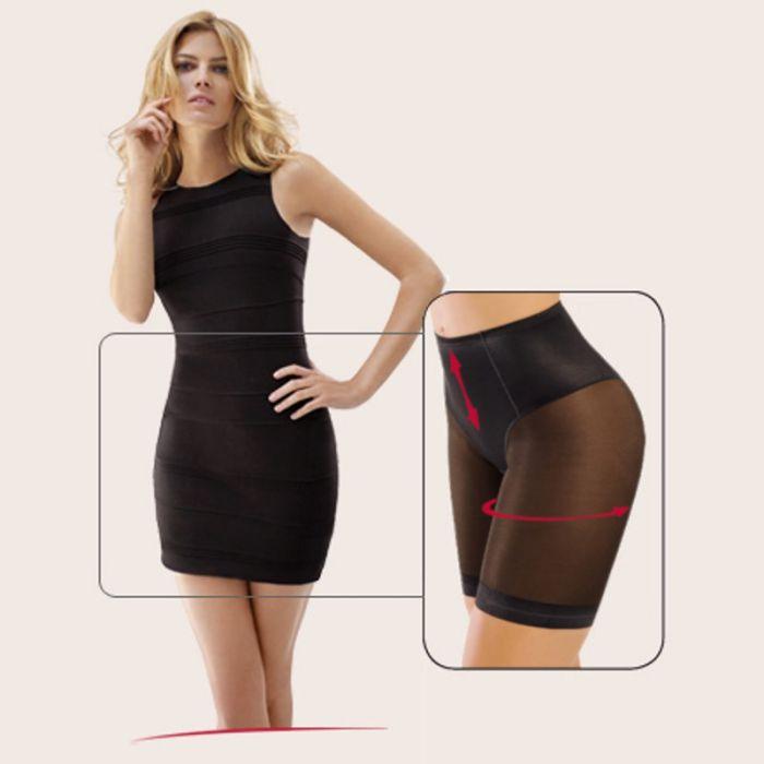 Janira shorts Flat tummy Secrets