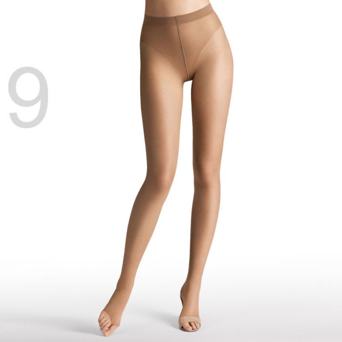 Wolford Luxe 9 toeless
